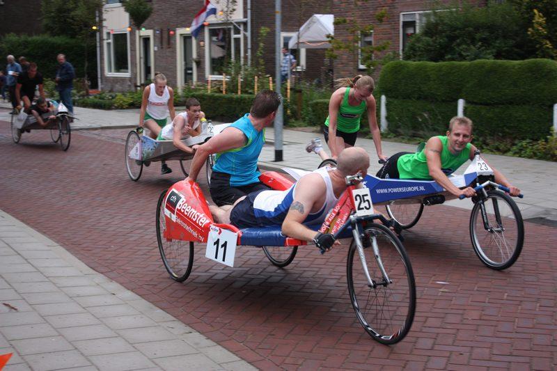 Uitslagen Beddenrace 2012   Lief Langedijk