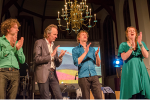 'Wonderful' Lief Langedijk Concert 2017
