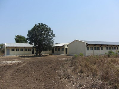 Vakschool Mozambique